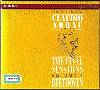 Beethoven;Final Sessions 5