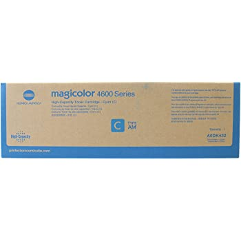 Works with: Magicolor 4650 On-Site Laser Compatible Toner Replacement for Konica-Minolta A0DK132 4650DN Black 4650EN