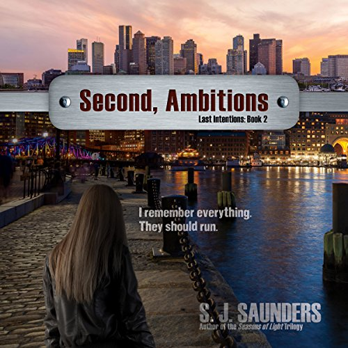 Second, Ambitions audiobook cover art