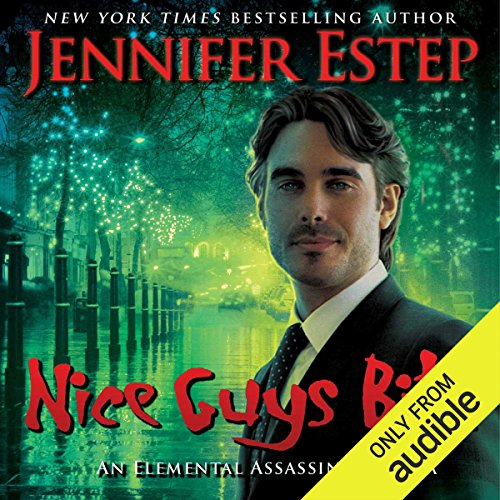 Nice Guys Bite                   By:                                                                                                                                 Jennifer Estep                               Narrated by:                                                                                                                                 David Marantz                      Length: 2 hrs and 5 mins     168 ratings     Overall 4.2