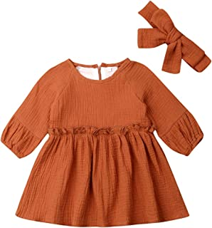 Best baby girl casual dress Reviews
