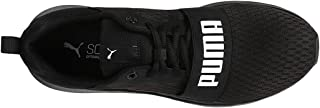 Puma Wired Unisex Running Shoes Black