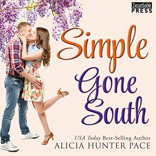 Simple Gone South audiobook cover art