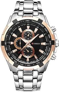 Men Watches Watch Mens Digital Automatic Watch Men Multi-Function Sports Men's Watch Steel Belt Calendar Watch