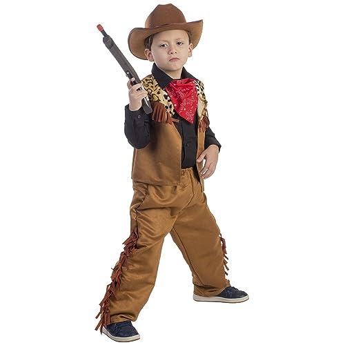 38e3e349f704 Dress Up America Wild Western muccaragazzo Costume per bambini
