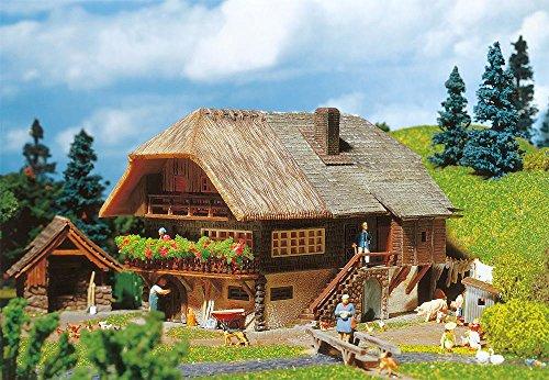 Faller Hobby H0, 131379 Schwarzwälder Bauernhaus, Miniaturwelten Bausatz 1:87