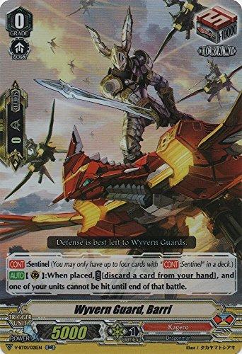 Wyvern Guard, Barri - V-BT01/021EN - RR - V Booster Set 01: Unite! Team Q4 - Cardfight!! Vanguard