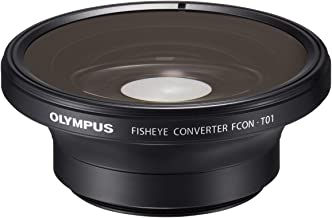 Olympus Fisheye Tough Lens Pack (lens and adapter) for TG-1/2/3/4/5 & 6
