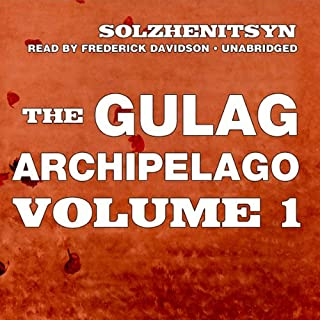 The Gulag Archipelago, Volume l cover art