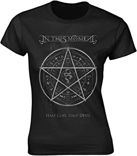in This Moment 'Pentacle' Womens Fitted T-Shirt