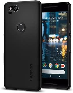Spigen Thin Fit Designed for Google Pixel 2 Case (2017) - Black