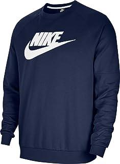Nike Men's NSW Modern Crew Fleece Sweatshirt