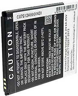 Batería para Wiko Rainbow Jam, Wiko Rainbow Jam 4G, 5222