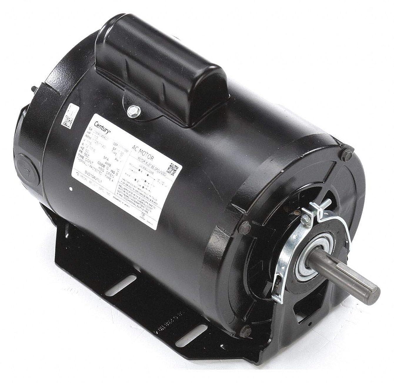 Evap Cooler Motor, 1 HP, 115V, 2 Speed
