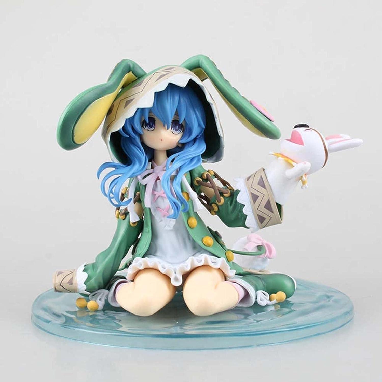 SEAL limited Inexpensive product Date A Live Himekawa Yoshino Anime Car Cute Figure Character Toy