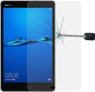 vfgger For Huawei MediaPad M3 Lite 8.0 inch 0.3mm 9H Surface Hardness Explosion-proof Tempered Glass Film