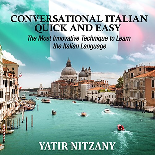 Conversational Italian Quick and Easy cover art