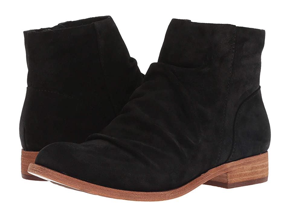 Kork-Ease Giba (Black Suede) Women