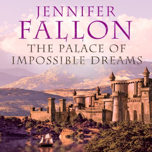 The Palace of Impossible Dreams cover art