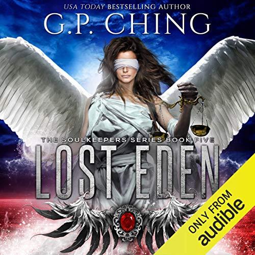 Page de couverture de Lost Eden
