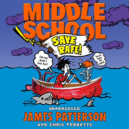 Middle School: Save Rafe cover art