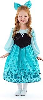 Little Adventures Little Mermaid día Vestir Traje para Chicas - Pequeño (1-3 años).