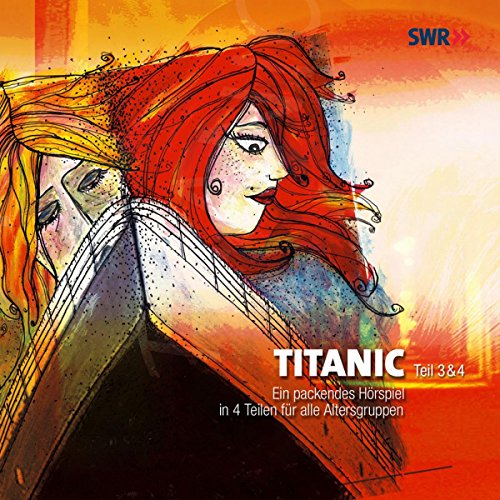 Titanic 3-4  By  cover art