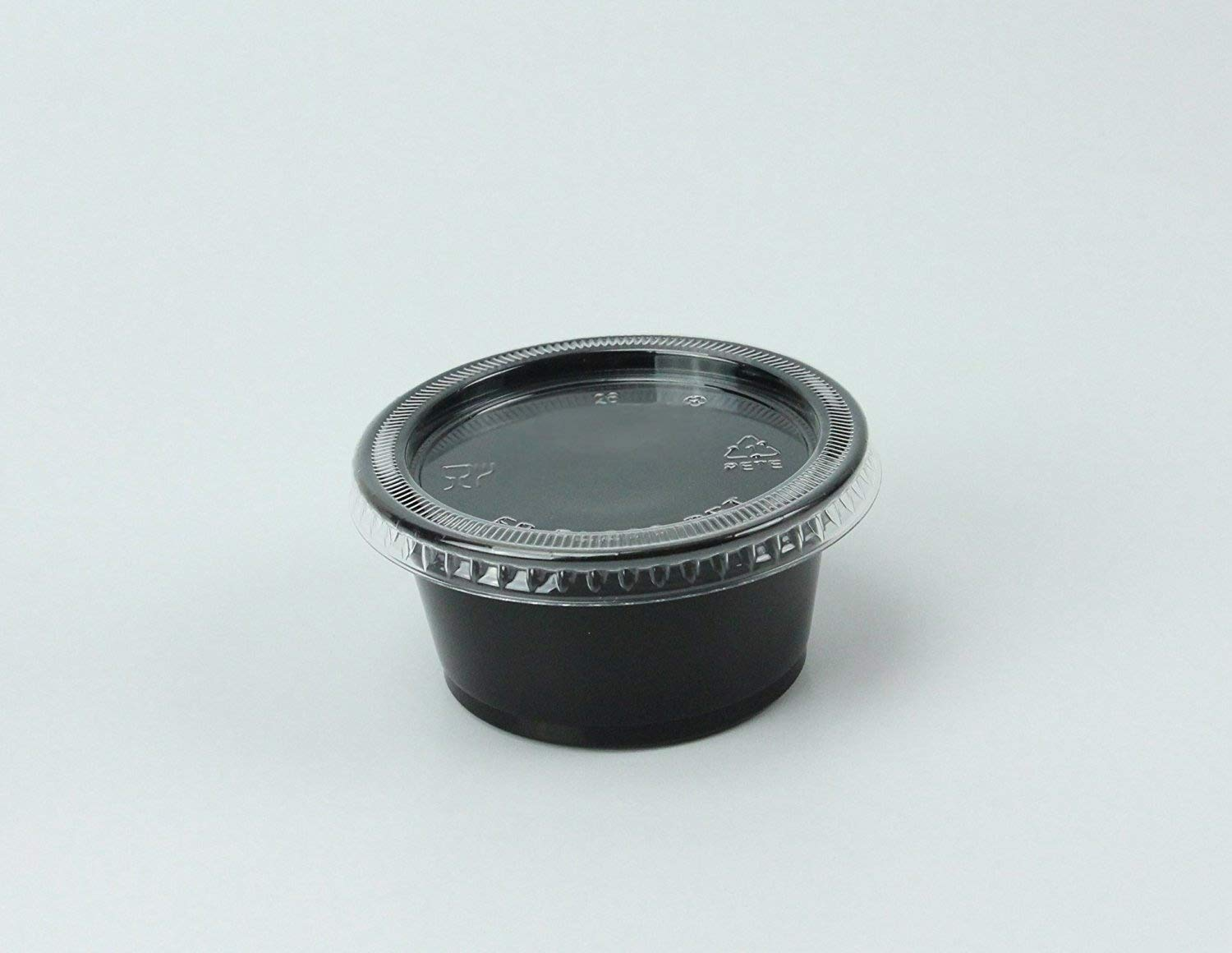 Big Party Pack CLEAR Plastic Cup Lids 50ct