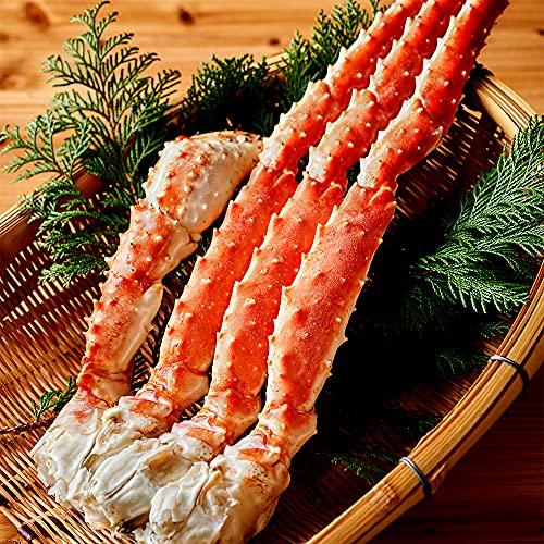 【超早割】 「先行予約」 年末年始用 極上 タラバガニ 足 特大 たらば蟹 カニ 約1kg 予約品 1月1日(土)到着
