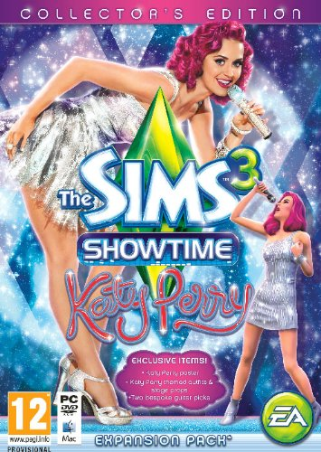 [UK-Import]The Sims 3 ShowTime Katy Perry Collectors Edition Game PC & MAC