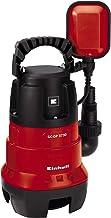 Einhell Vuilwaterpomp GC-DP 3730 (370 W, 9000 L/h, draaghandgreep, traploos instelbare vlotterschakelaar, mechanische afdi...