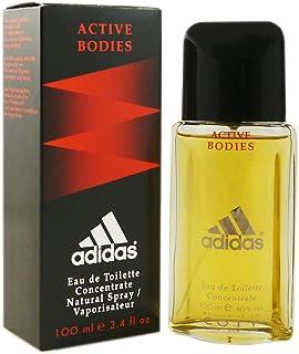 Adidas Active Bodies Edition Eau De Toilette Concentrate Woda toaletowa dla mężczyzn skoncentrowana formuła 100ml