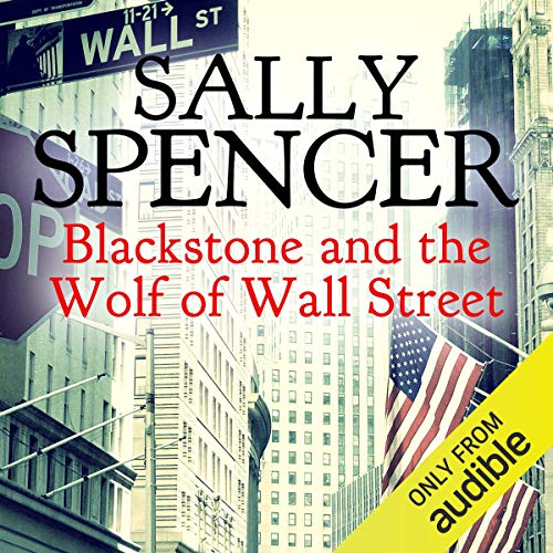 Blackstone and the Wolf of Wall Street audiobook cover art