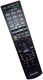 Replaced Remote Control Compatible for Sony STR-DH520 RMAAU104 148934311 RM-AAU105 Audio/Video AV Receiver Home Theater Sy...