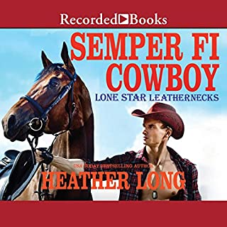 Semper Fi Cowboy audiobook cover art