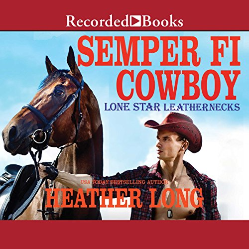 Semper Fi Cowboy audiobook cover art
