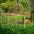 The Hutch Company 4ft Chartwell Rabbit Run from The Hutch Company