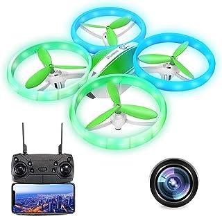 EACHINE E65HW Drohne mit Kamera 1080P Live Übertragung FPV, Kopflos..