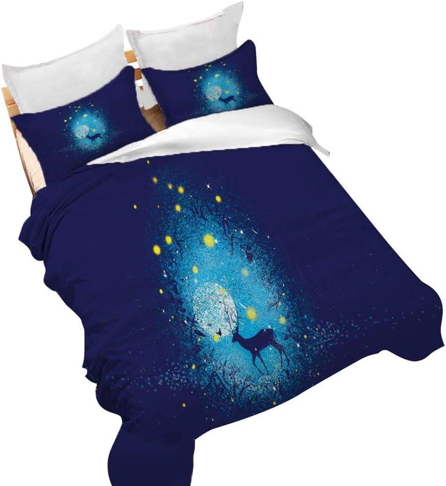 Ichiias 3Pcs Spasm price Set Polyester Milwaukee Mall Fiber Cover Bedding 240260cm Kit Pil
