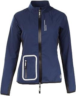 HORZE Supreme Jessica Women's Softshell Jacket Peacoat Dark Blue 4