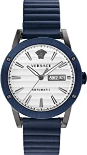 Versace Theros Automatic White Dial Men's Watch VEDX00319