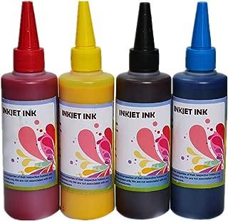 Aomya Sublimation Ink Refill kit for Inkjet Printers C88 C88+ CX3810 CX4200 WF7610 WF7010 WF7710 WF3640 WF3540 Piezo Electronic Printer Head on Polyester Shirts, Plates, Mugs, Phone Cases, Pillow etc