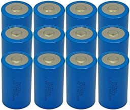 ER34615 D Cell Lithium Battery 3.6V 19000mAh,12 counts