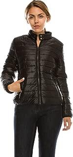 Women's Original Lightweight Solid Quilted Puffer Jacket (J1)