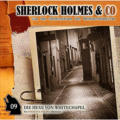 Die Hexe von Whitechapel     Sherlock Holmes & Co 9              By:                                                                                                                                 Arthur Conan Doyle                               Narrated by:                                                                                                                                 Charles Rettinghaus,                                                                                        Florian Halm,                                                                                        Andreas Conrad,                   and others                 Length: 57 mins     Not rated yet     Overall 0.0