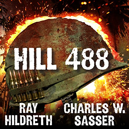 Hill 488 audiobook cover art