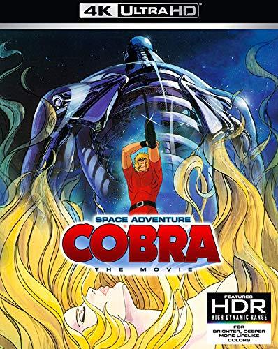 Space Adventure Cobra: The Animated Movie UHD [Blu-ray]