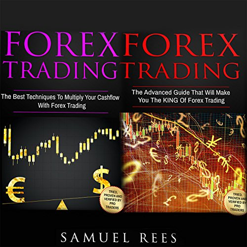 Forex Trading: 2 Books in 1 audiobook cover art