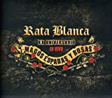 Songtexte von Rata Blanca - Magos espadas y rosas: XX aniversario (en vivo)