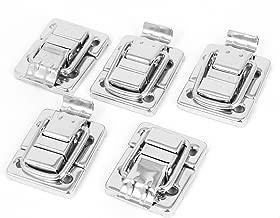 Aexit m/étallique tiroir placard Encastrer poign/ée tirer lanneau dargent bouton Tone 10pcs 807K150